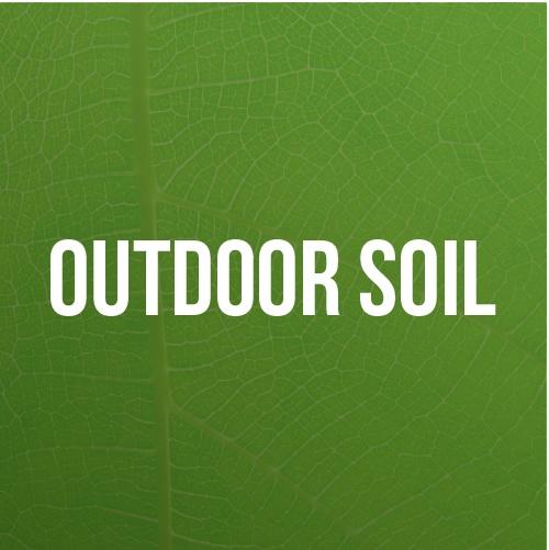 Outdoor Soil